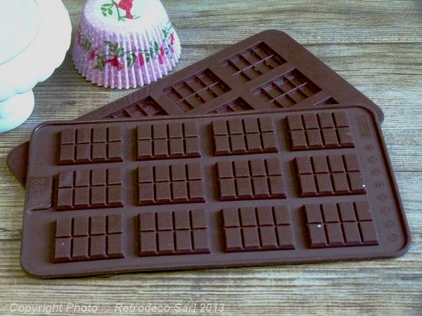 Chocolates & Decor: Chocolate Bars - Kitchenique