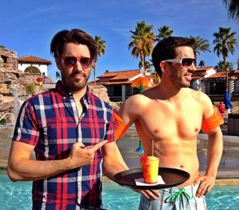 Property Brothers Jonathan and Drew Scott Facts | POPSUGAR ...