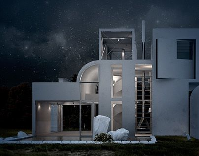 "Check out new work on my @Behance portfolio: ""House I"" http://be.net/gallery/40331217/House-I"