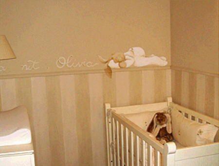 murales para cuartos de bebes buscar con google