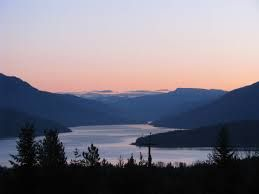 View from Shuswap Cottage Rentals.  Great country, rural and lakefront lots available on this scenic lake.  Contact Century 21 Okanagan Realtors for more information.