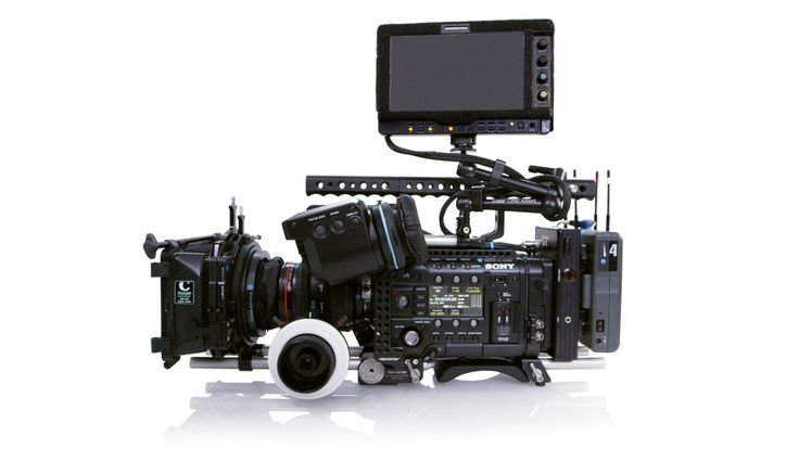 Sony F5 with Movcam cage