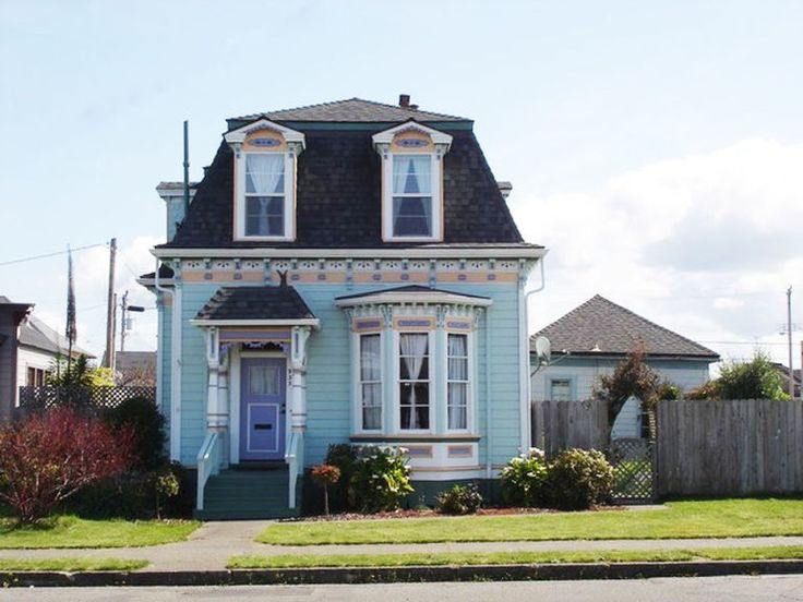 1000 ideas about historic homes on pinterest queen anne for Pacific northwest houses