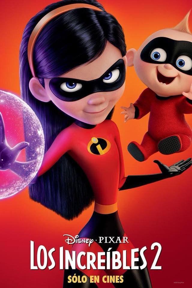 Violet Parr The Incredibles Ii 2018 Incredibles 2 Disney