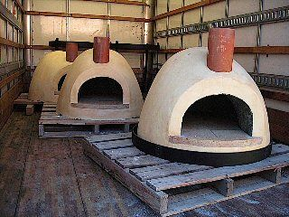 Many many links to pizza oven designs