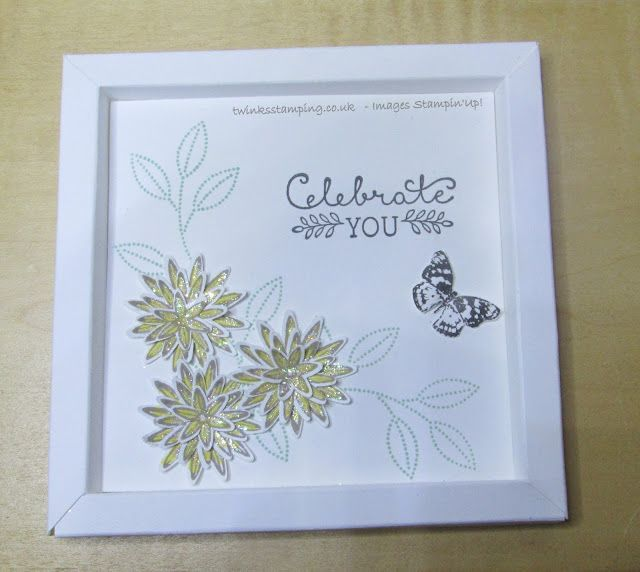 Twinks Stamping   Stampin' Up! Demonstrator: Celebrate you with Grateful Bunch
