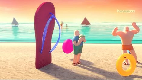 Enter Havaianas World / Did you like it? Share it !