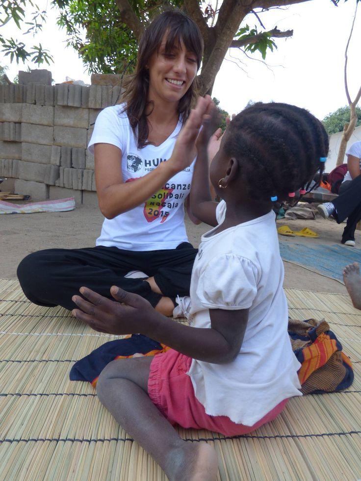 #summer Vacanze Solidali di HUMANA 2016! #solidarieta #Africa #volontariato #Mozambique #charity #nonprofit