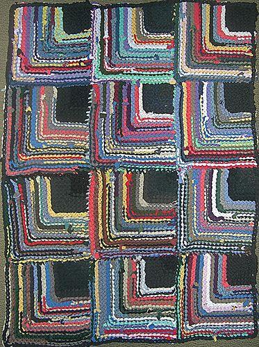 Ravelry: Tee Shirt Rag Rug pattern by Jana Trent