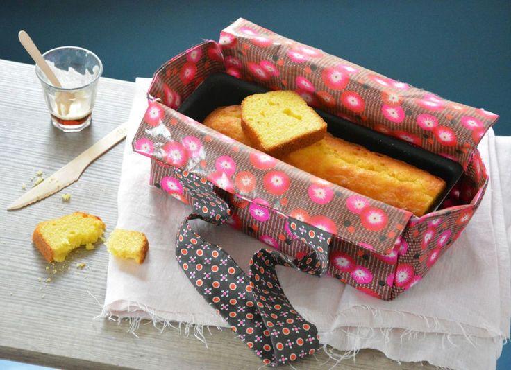 Un sac à cake joli et pratique !