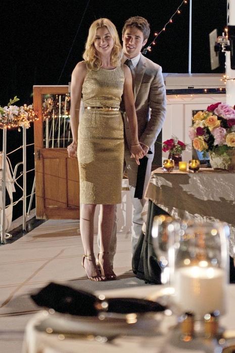 Emily Thorne, Daniel Grayson - Emily Thorne - Revenge - ABC.com