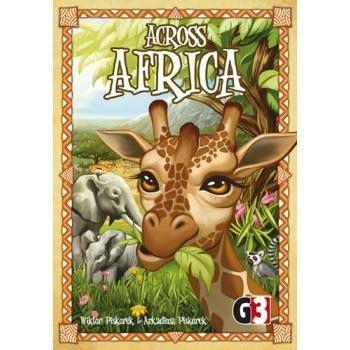 Across Africa της G3, ένα Cooperative-Dice board game για 2-4 παίχτες!  Αποστολή σε όλη την Ελλάδα!  #boardgames #newarrivals #efantasygr  http://www.efantasy.gr/el/product/80115/across-africa