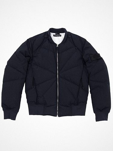 2013.01.17. Awesome wool bomber from Stone Island Shadow. On sale!