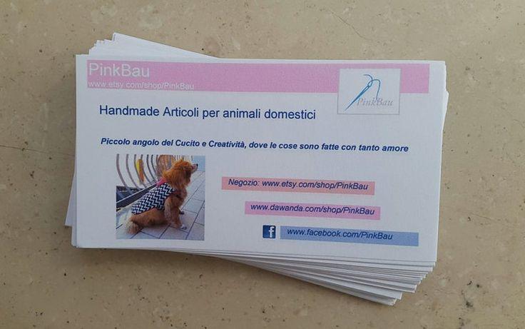 Etsy - About PinkBau