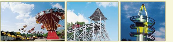 Lakemont Park and The Island Water Park admission is only $10 for both the amusement and water parks!!