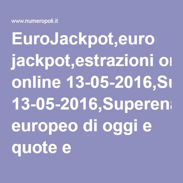www eurojackpot de quoten