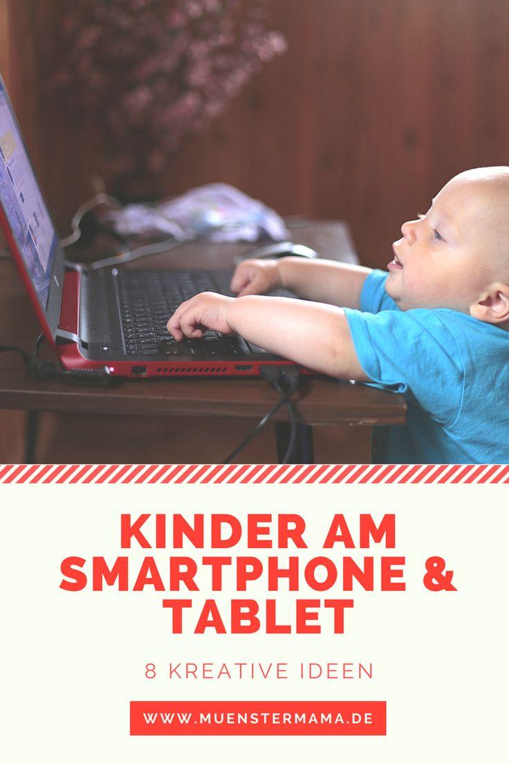 Kreative Ideen Für Kinder Am Smartphone Und Tablet