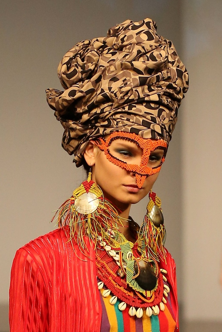 AFRIQUE Fashion Show - Hong Kong