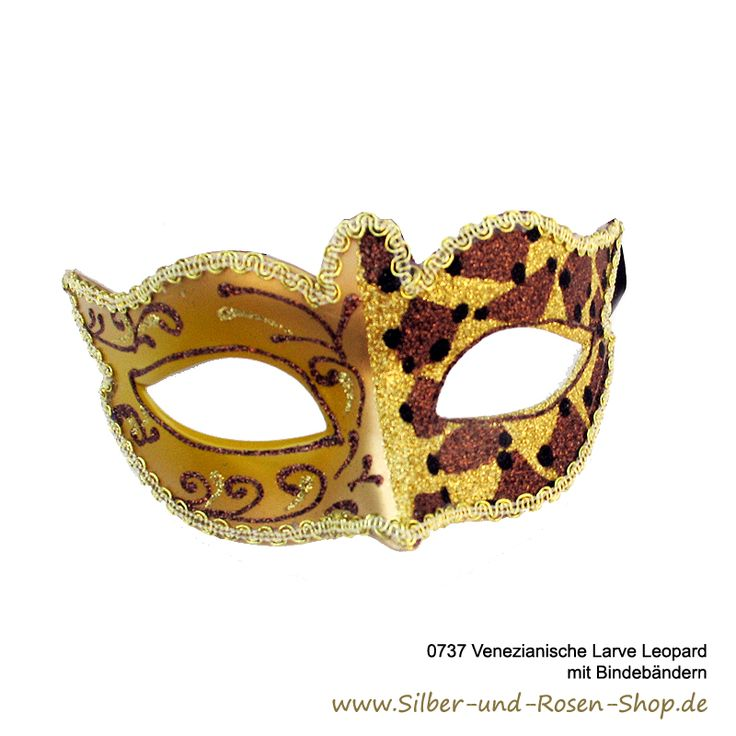 Karnevalsmaske Wildkatze   #Venedig #Karneval #Sunset #Paradise