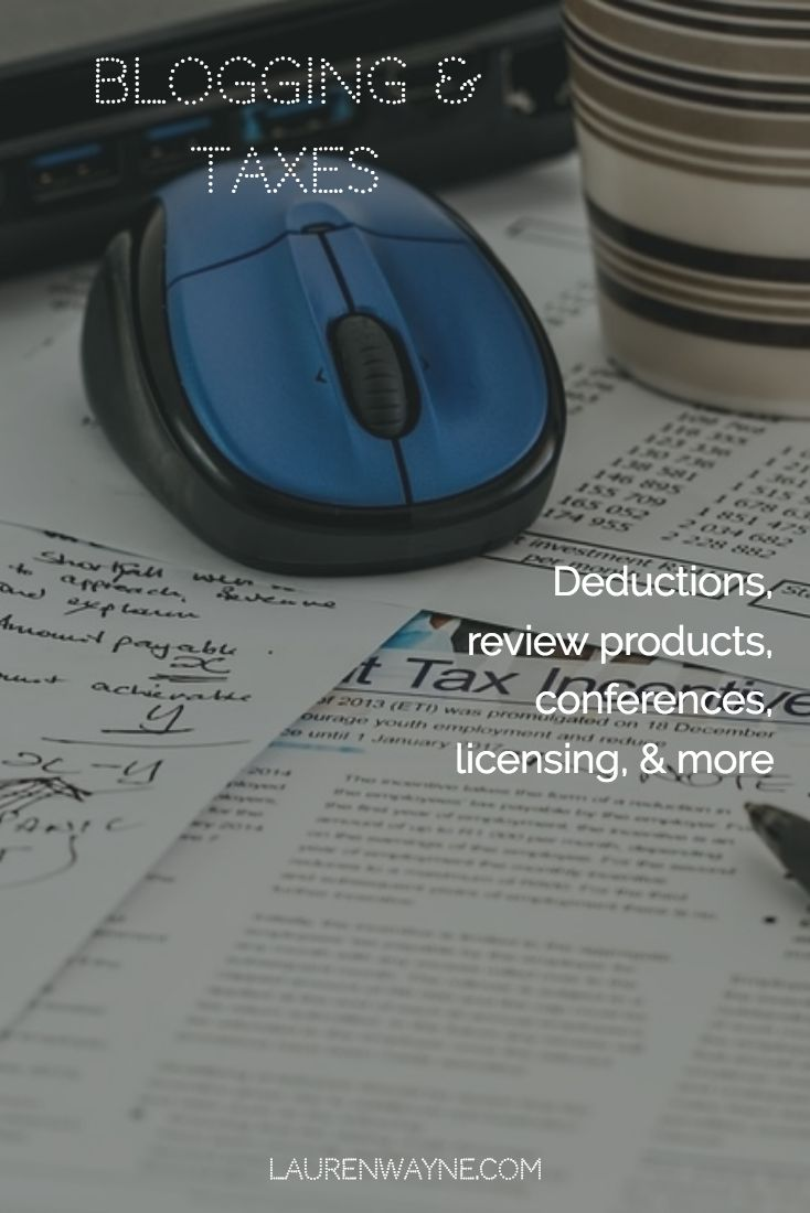 Helpful primer on the special tax situations affecting bloggers, from conference swag to products for review to estimated taxes and business licensing.