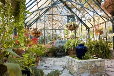 Cape Cod Greenhouse - contemporary - greenhouses - other metro - BC Greenhouse Builders Ltd
