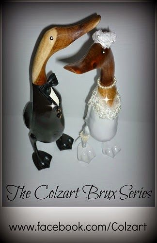 ~Australian Handmade Sharing~: Introducing Colzart DuxzArt