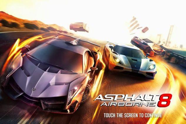 Asphalt 8: Airborne review - Mobile Doctors.co