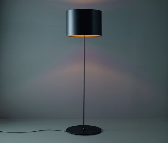 Half Moon Floor Lamp By Karboxx Architonic Lights In
