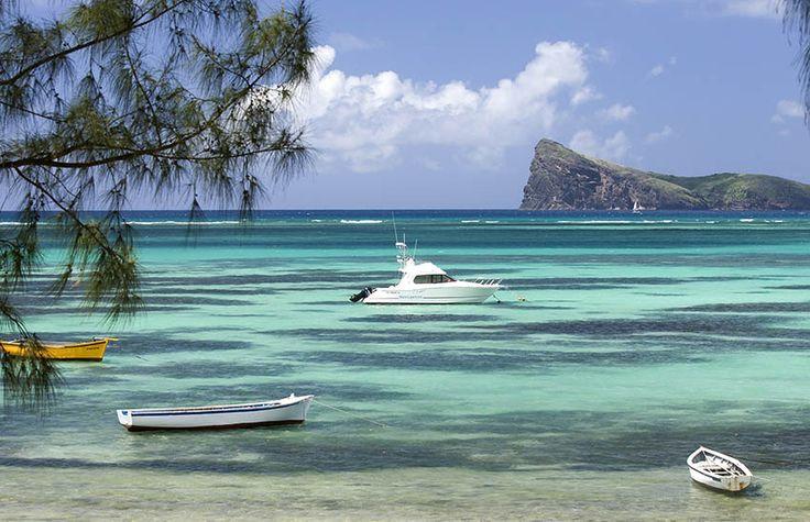Le Cap Malheureux au Nord de l'île Maurice