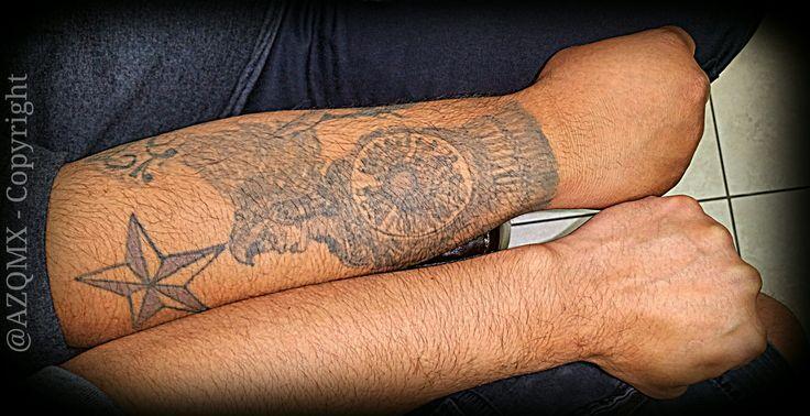 #Mexican #Tattoos - #Abraham ;) - @designerrabbi @humansofjudaism  @sparksofjudaism - #ct  #ctlife  #ctlifestyles #picofday #picture #judaism #malemodel #ftm #handsome #goodlooking #dandy #tg #mexican #judio #mtf