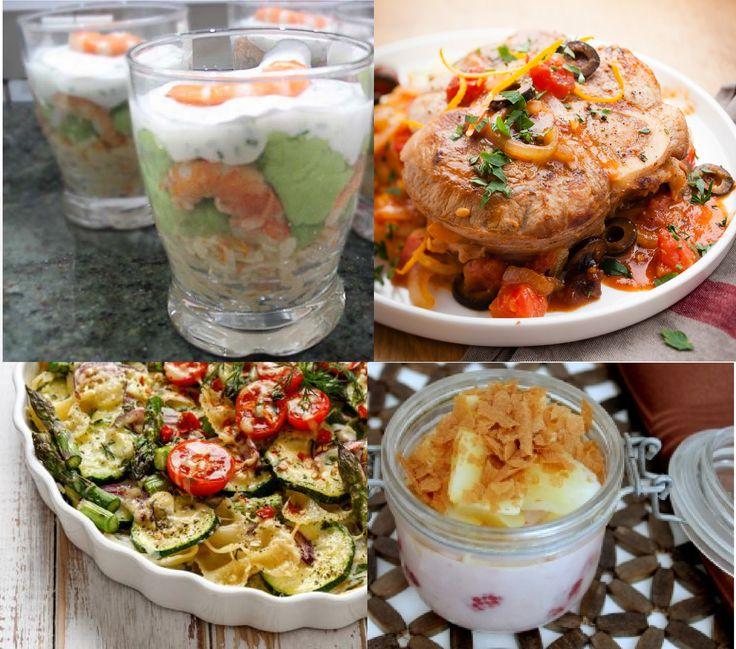 Recettes gourmandes pour un menu ramadanesque