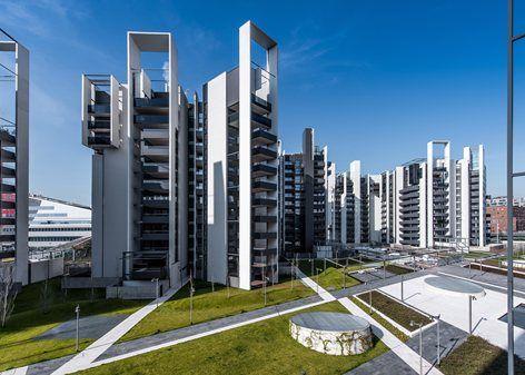 Parco Vittoria, Milan, 2016 - Canali Associati Srl