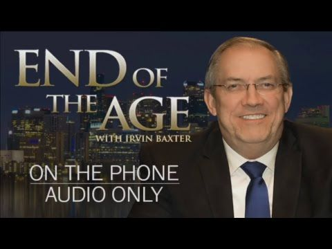 Closer to Peace   Irvin Baxter   End of the Age LIVE STREAM