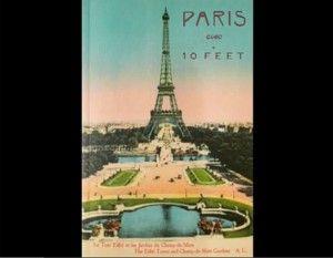 10 Feet Inspiration Shopping trip Paris september 2013