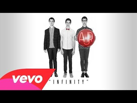 ▶ AJR - Infinity (Audio) - YouTube this is one of my favorites :)