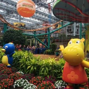 Top 10 Things to Do with Kids at the Mall of America #mallofamerica #minneapolis #familyfun