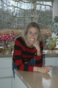 Michelle Buise at home