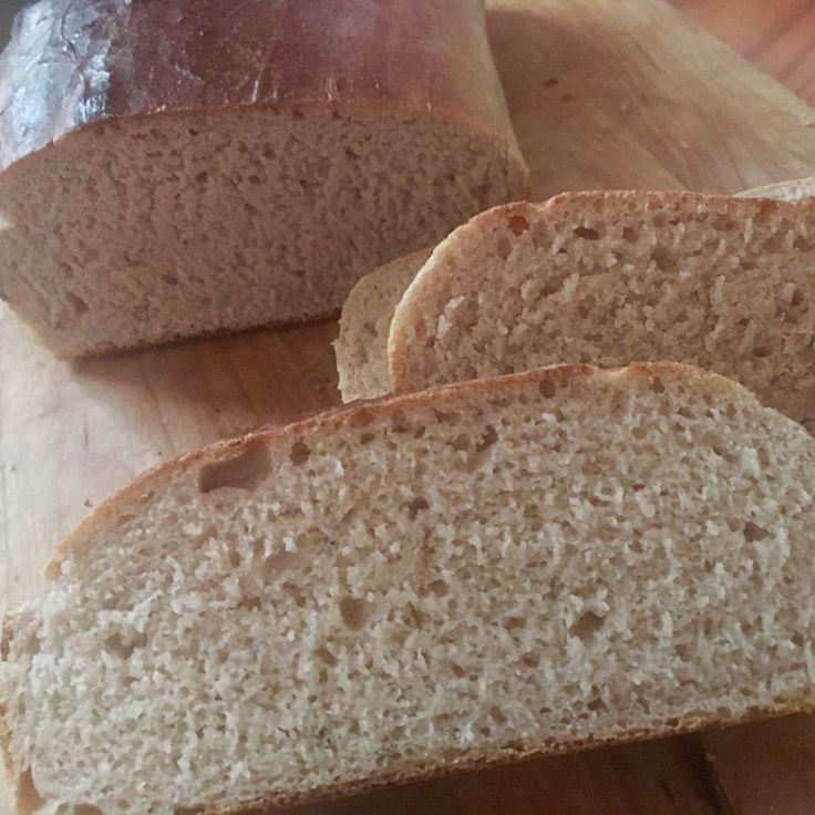 Toastový kváskový chlieb