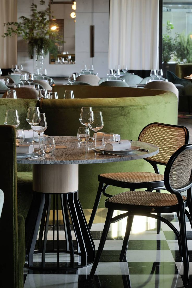 best 25 restaurant tables ideas on pinterest cafe design restaurant seating and bistro design - Restaurant Dining Room Furniture