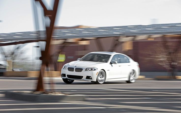 2012 BMW 535 - my ride