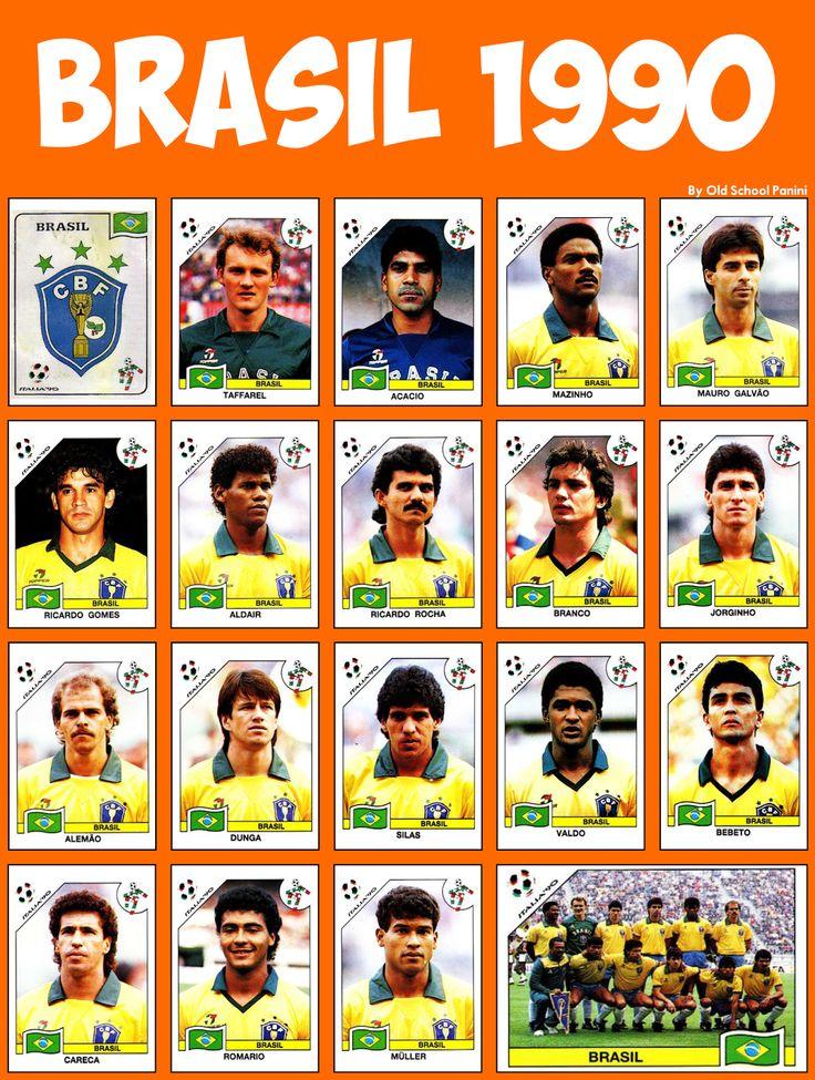 Brasil 1990.