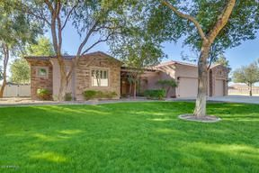 Chandler Looking for a home in Chandler? FREE List of homes for sale in Chandler AZ. Listings by all companies. Try It NOW!!  $724,000, 5 Beds, 3 Baths, 3,593 Sqr Feet  Beautiful Custom Home on an Acre Cul-De-Sac Lot w/ an Amazing Resort Pool & Upgraded Guest Home! The main home features a split floor-plan w/ 4 bedrooms, 2.5 bathrooms, covered courtyard entry, travertine flooring, upgraded maple cabinets, granite countertops, built-in cooktop/oven/microwave, planta  http://mikebrue..