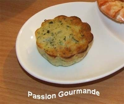 """750g vous propose la recette """"Flan de courgettes express"""" publiée par passiongourmande."""