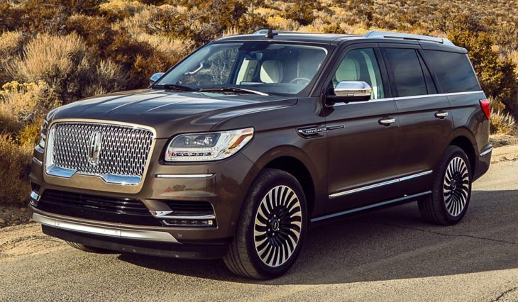 New Lincoln Navigator The Best Luxury Suv In The World The Question Mark At The End Of The Sentence Above C Luxury Suv Best Midsize Suv Best Compact Suv
