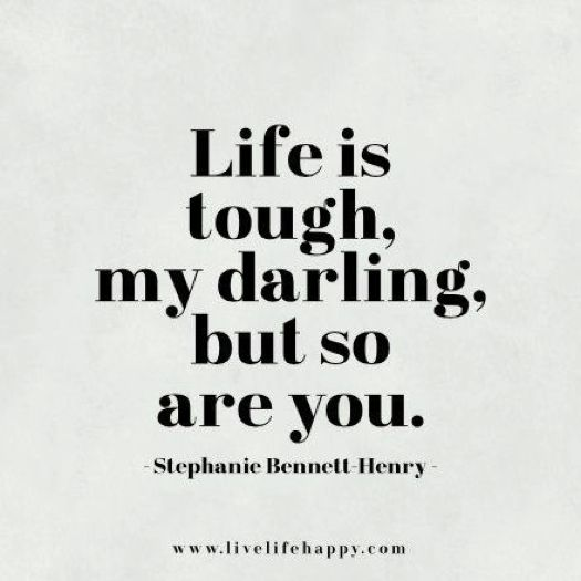 You are stronger than you even realize. Don't give up and keep going! #saturdayinspiration #monicapotterhome