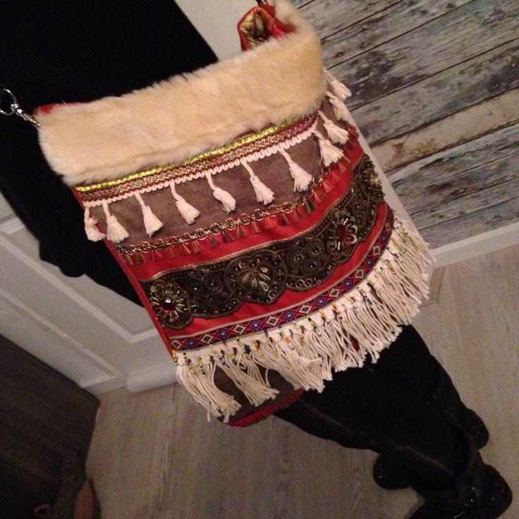 Ibiza bag handmade ✏️✂️