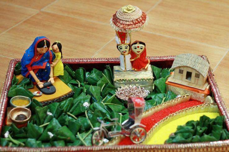 Pan er dala  পানের ডালা In Bangladeshi wedding