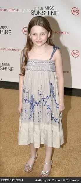 Abigail Breslin - Little Miss Sunshine New York Premiere