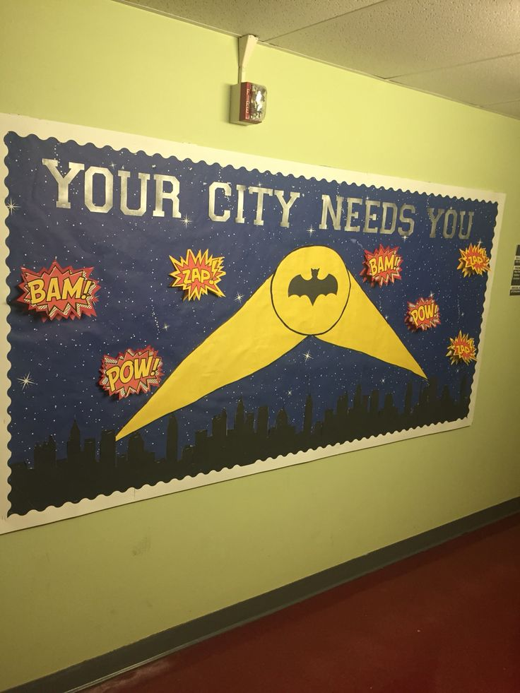 Best 25 Batman classroom ideas