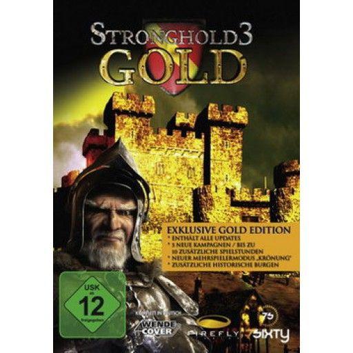 Stronghold 3  Gold Edition  PC in Strategiespiele FSK 12, Spiele und Games in Online Shop http://Spiel.Zone